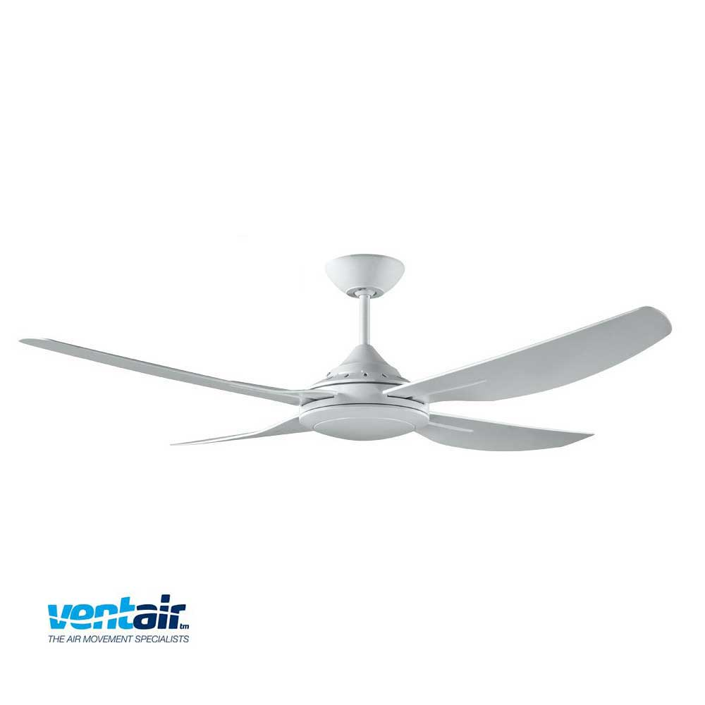 Ventair Royale White Ceiling Fan Installation